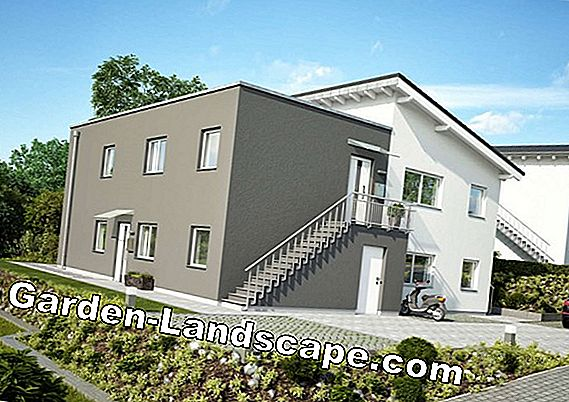 Kern-Haus - massive prefabricated houses with diverse equipment