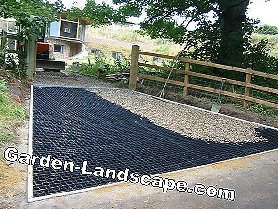 Paving driveway - information on sub / construction and costs per m²
