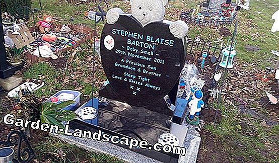 Grave stone cover - prices and care