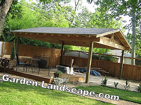 Build a carport yourself