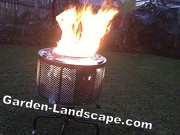Burning garden waste - what can one do?