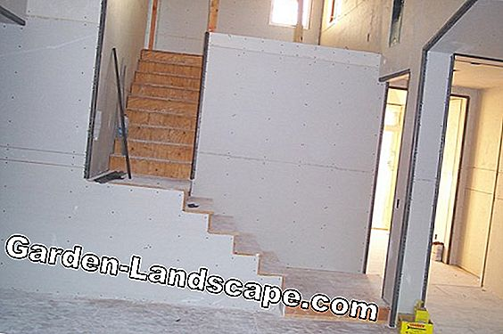 Drywall build yourself - materials and instructions
