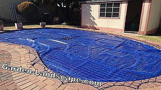 Video: How to make your own pool cover. Swimming pool covers - prices &  models.