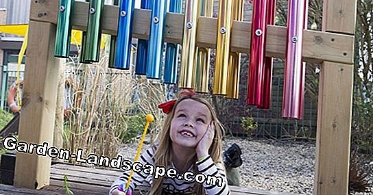 Wind chimes - what's for the garden?