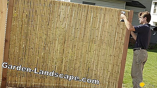 Install bamboo barrier retrospectively - instructions
