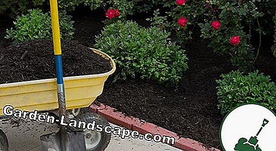 Produce natural fertilizer for the garden itself