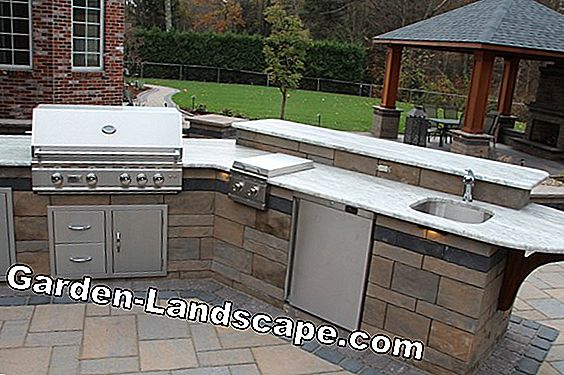 Clean gas grill - Regular cleaning promote longevity
