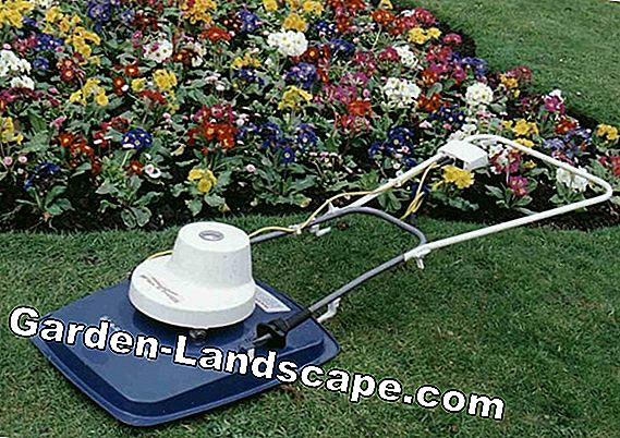 The history of the lawnmower