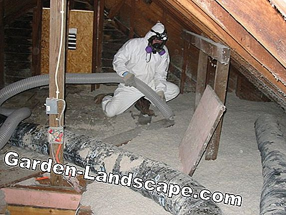 Removing and insulating the loft - pointed floor construction