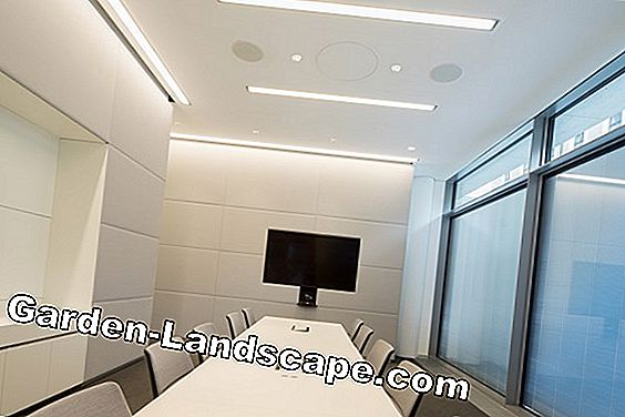 Damp room luminaires - luminaires for damp rooms