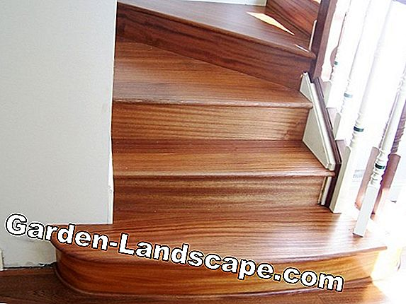 Install floor stairs