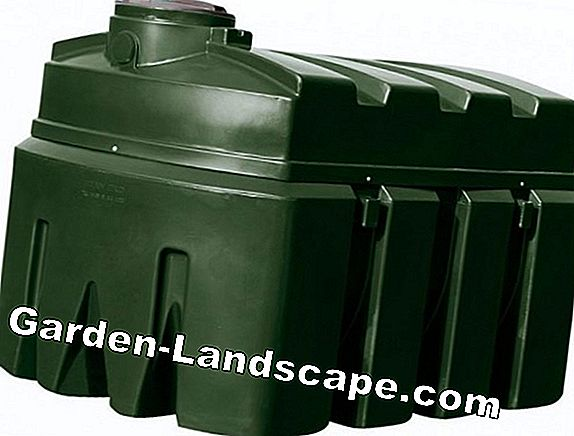 Heating oil tank double-walled - Prices for 1,000 to 2,000 liters