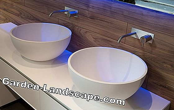 Functional countertop washbasins are among the current trends in the bathroom segment