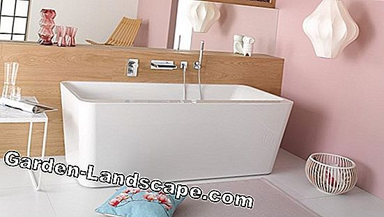 High quality bathroom fittings for the upscale furnishing style