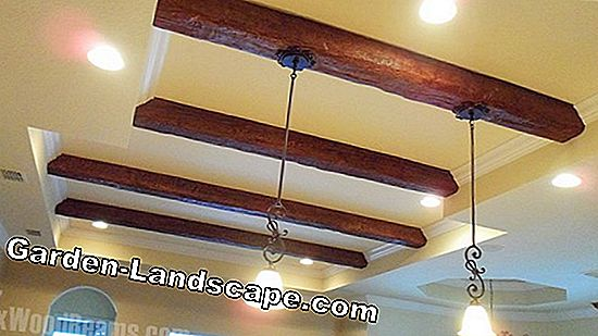 Instructions for hanging ceilings