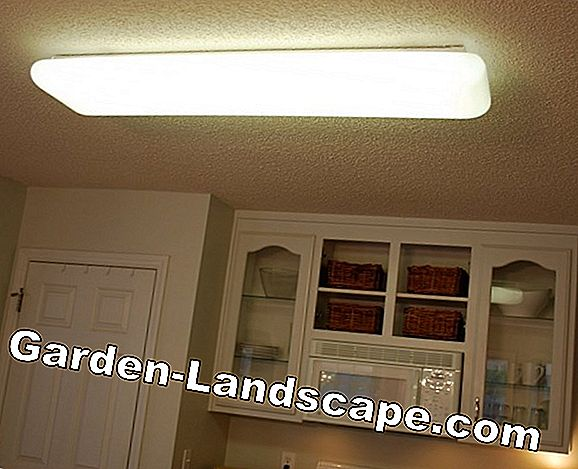 LED ceiling light - for a long life