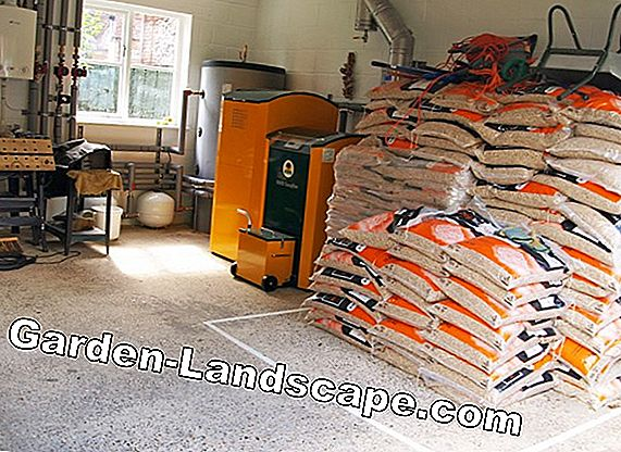 Pellet boiler - wood chip boiler / costs
