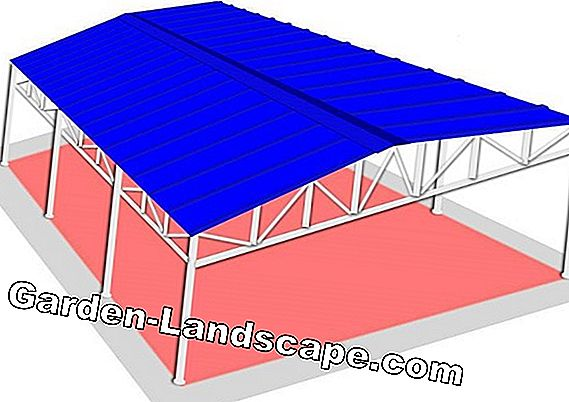 Purlin roof & purlin roof - advantages and disadvantages
