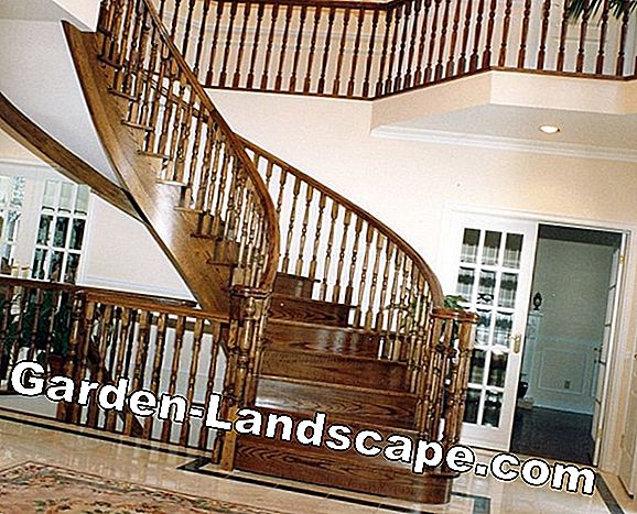 Railings for spiral staircases - prices