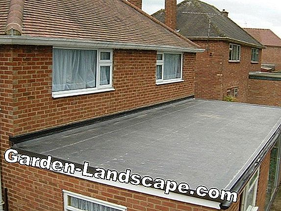 Roofing for a flat roof carport - costs