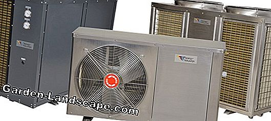 Save energy with heat pumps
