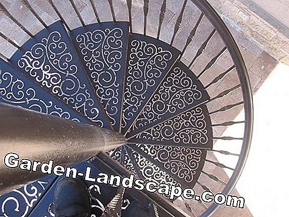 Spiral staircase for outdoor - outdoor spiral staircase