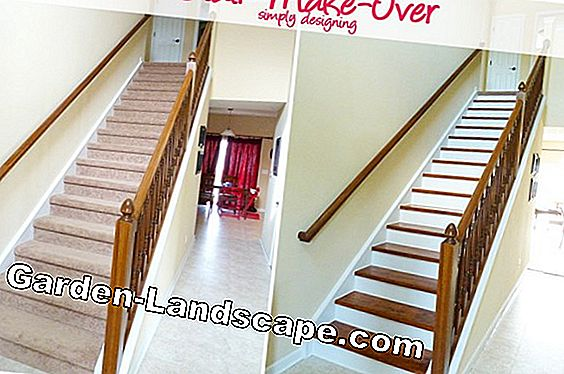 Staircase renovation made by yourself - how it works!