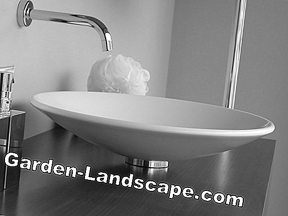 Stylish countertop washbasin for modern bathroom designs
