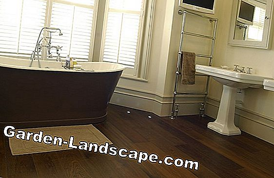 Wooden bathtub - bathroom solutions for individualists