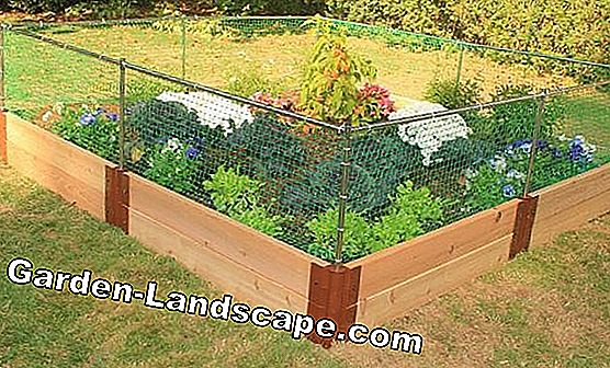 Raised bed as a kit