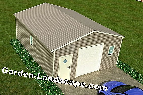 Carport - garage, prefabricated garage