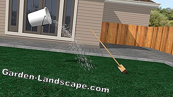 Instructions: Laying artificial turf on balcony & terrace