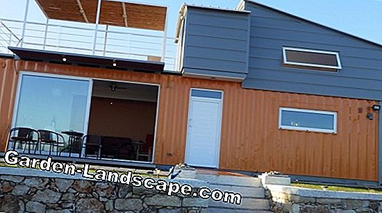 Prefabricated balconies made of steel or wood - prices