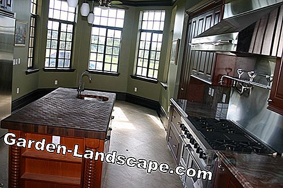 Granite terrace slabs: advantages and disadvantages of granite slabs