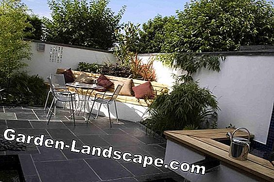 Tips for terrace design