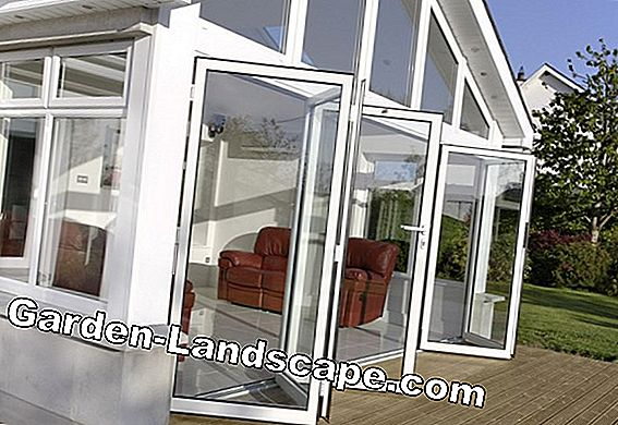 Conservatory - costs, building instructions, equipment