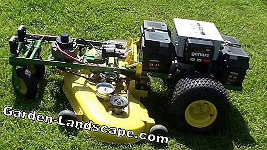 New Robot Lawnmower Viking