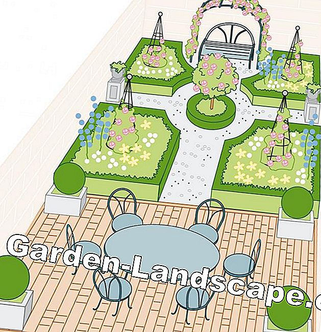Garden design Baroque