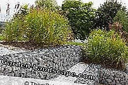 Fill gabions - which stones, wire size and sizes