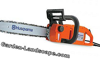 Electric chainsaw Husqvarna