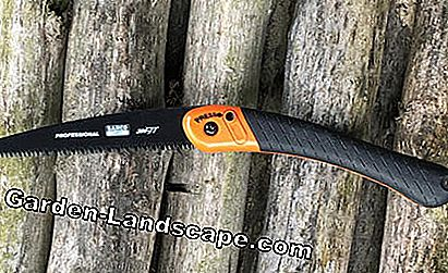 Test BAHCO folding pruning saw 396-JT