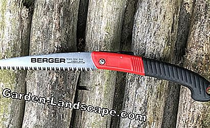 BERGER folding saw 64650 in the test