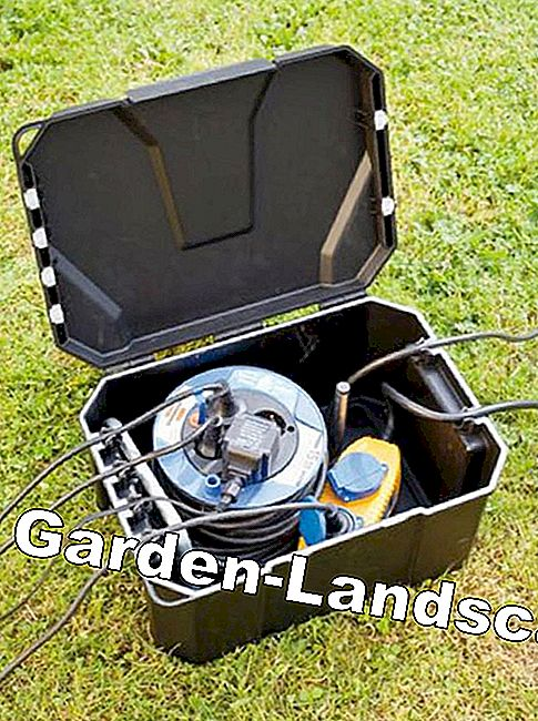 Garden Power Box Heissner