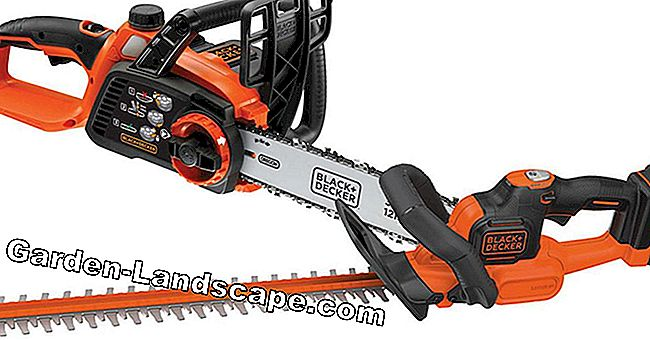 Menangkan Battery Hedge Trimmer dan Chainsaw dari Black + Decker