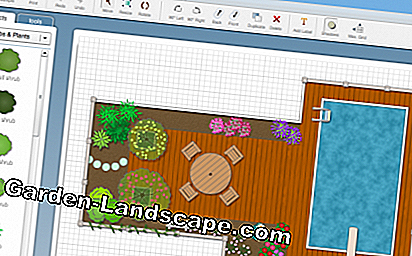 gardenplanner screenshot