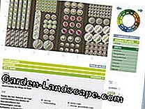 Garden planner as software and app: software