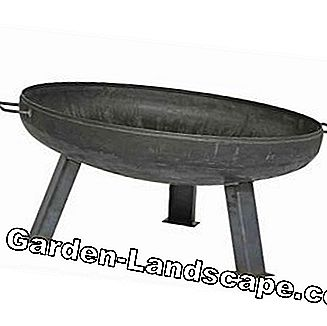 Siena Garden fire bowl XXL, durable product, steel untreated, Ø 85cm